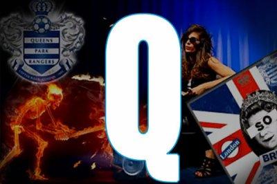 Laurie Samama et QPR