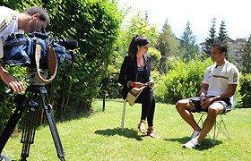 Interview de Morel par Laurie Samama