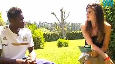 interview de Samba par Laurie Samama