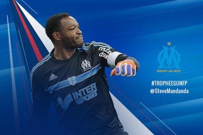 Votez Steve Mandanda joueur du mois de mars de Ligue 1