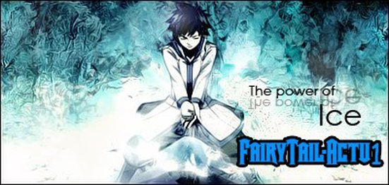 Grey Fullbuster Le Mage De Glace