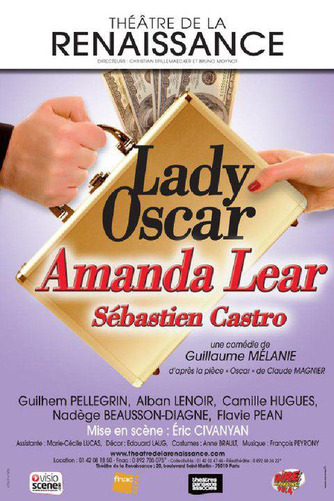 "Flavie dans ""Lady Oscar"" !"