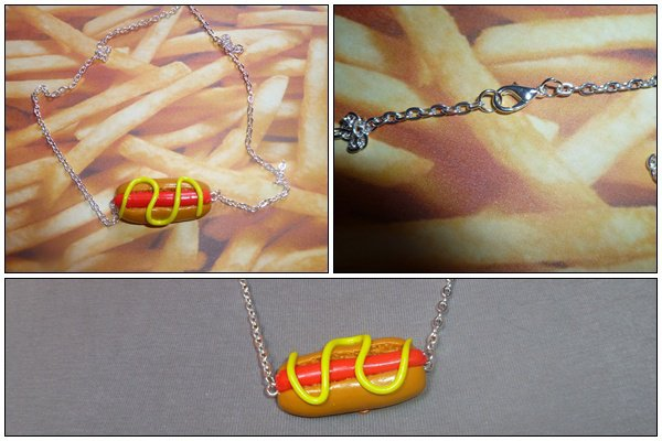 Collier hot dog