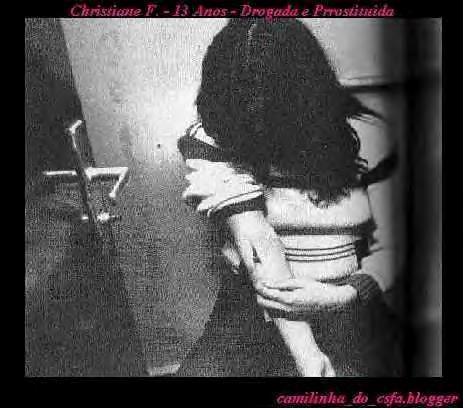 Moi, Christiane F, 13ans, droguée, prostituée