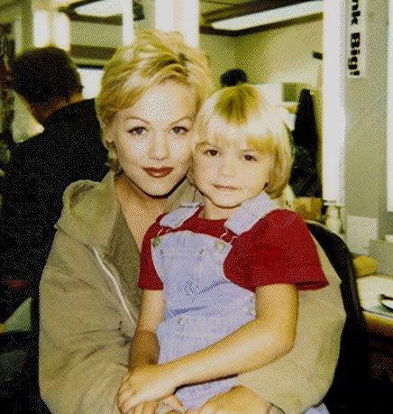 Jennie et une fille