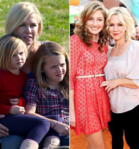 Jennie et ses filles