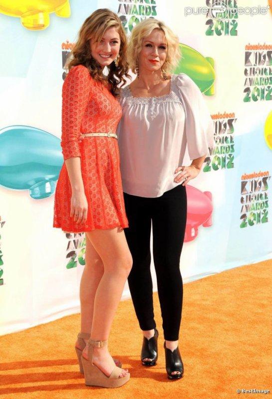 Jennie et sa fille Luca