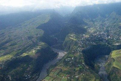 La Réunion dans le patrimoine de l'UNESCO