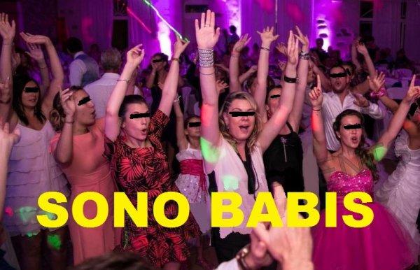 SONO BABIS ANIMATEUR DJ PARTOUT EN BELGIQUE NORD FRANCE ET LUXEMBOURG
