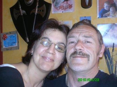 ma femme et moi ke de l'amour tjrs de l'amour depuis 4 ans !!!! jt'm ma puce !!!
