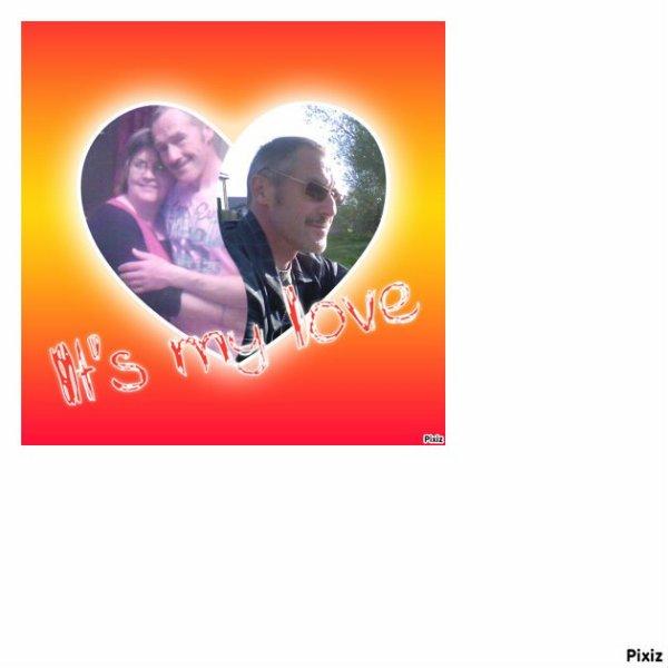 pour toi mon chéri ke j'aime indéfiniment !!!!