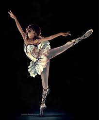 WONDERFULL LA BALLERINE!*0*