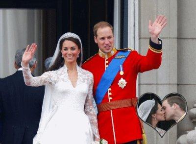 Kate & William Wedding!