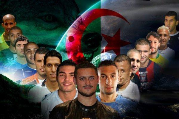 les cavaliers d'algerie