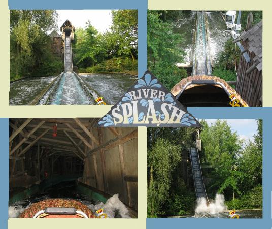 River Splach (Bellewaerde Park)