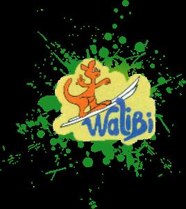 Histoire du Logo (Walibi Belgium)