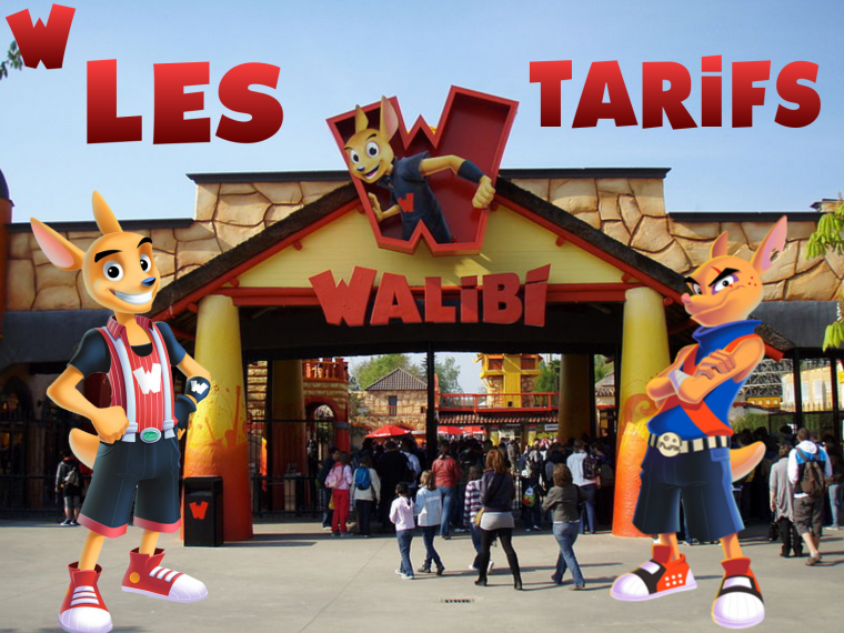 Tarifs (Walibi Belgium)