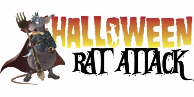 Halloween Rat Attack de retour à Bellewaerde !