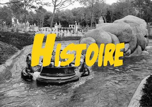 L'historique de Bellewaerde Park !