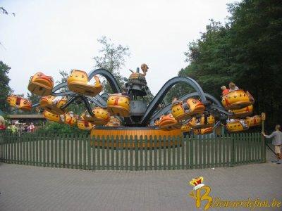 Ancienne Attraction (Bellewaerde Park)