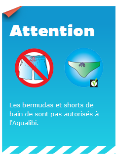 Info pratique (Aqualibi)