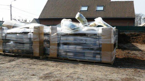 Une livraison très spéciale pour Bellewaerde et les travaux continue !