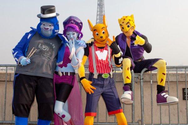 Les W.A.B a Paris !