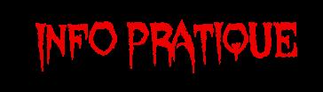 Info Pratique Halloween (Walibi Belgium)