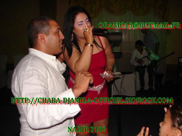 cheba djamila 2008