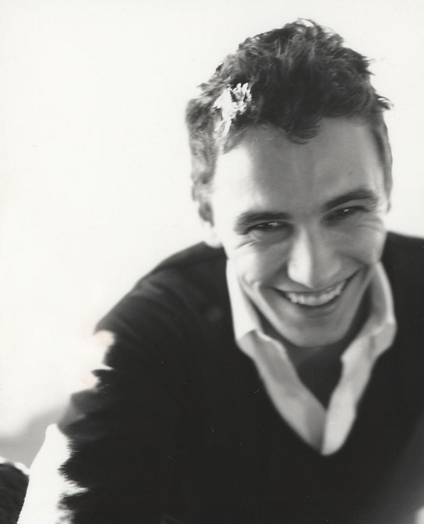 Surprenant James Franco..