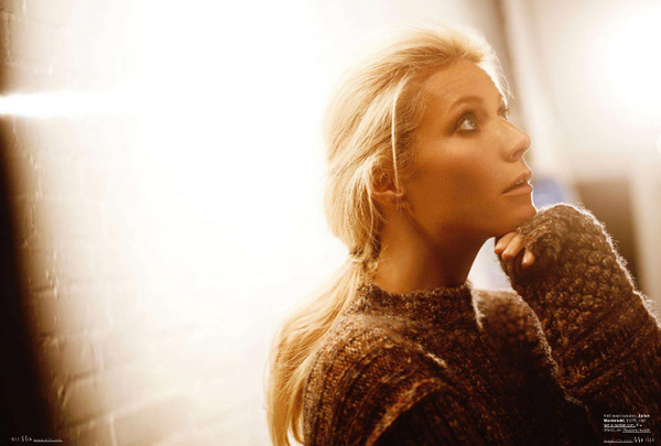 Fabuleuse Gwyneth Paltrow !