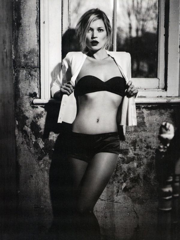 Kate Moss au top !