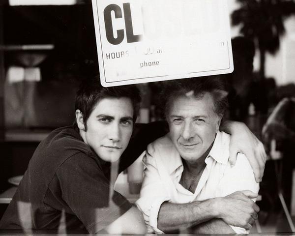 Jake Gyllenhaal & Dustin Hoffman
