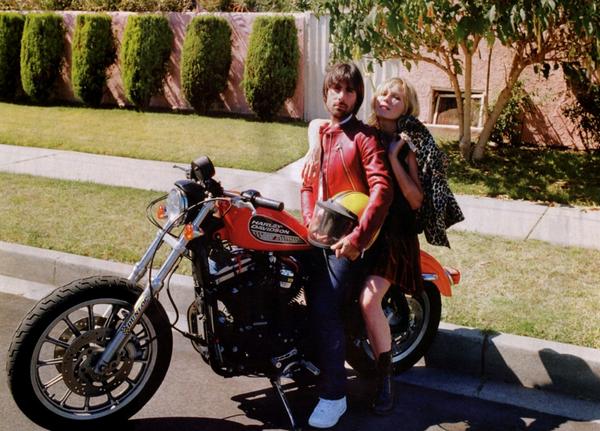 Kirsten Dunst & Jason Schwartzman