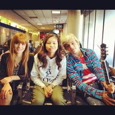 Zendaya and Bella and Ross lynch