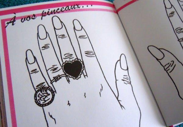 L'art du dessin sur les ongles