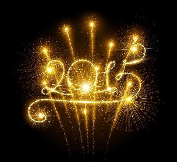 Bonne Est Heurreuse Année 2015 Meilleure Voeux Avec Beaucoup De Bonheure Est De Joie En Cette Année 2015!!