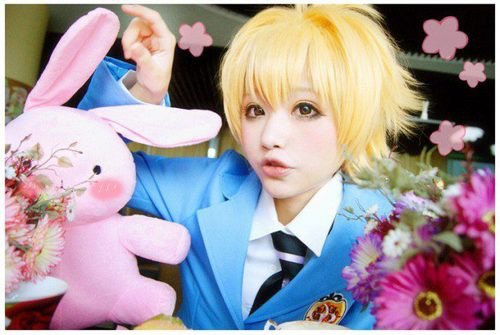Trrrroopp kawaii Honey-Chan !!!! *^*