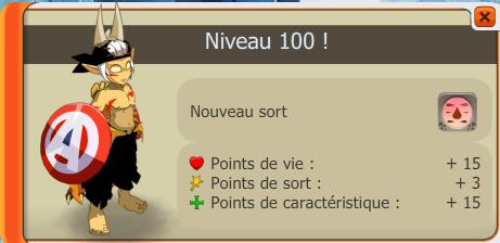 Up 100!