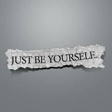 Oser être soi-même !