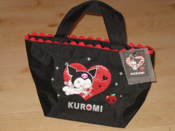 Petit sac (idéal vanity) Kuromi