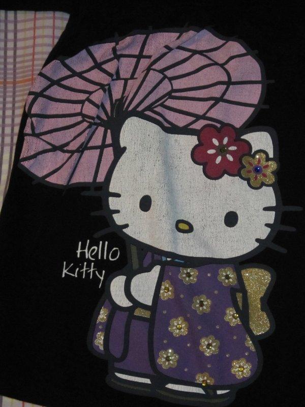 Top Hello Kitty Oysho