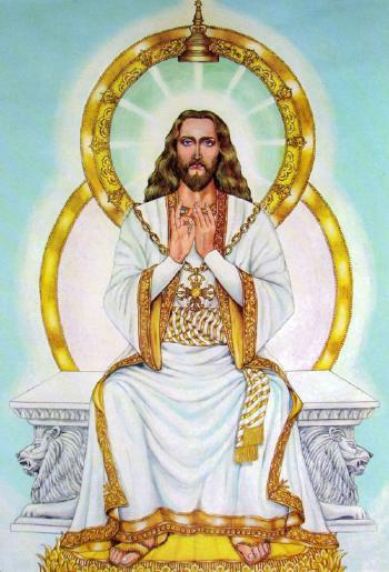 """Résultat de recherche d'images pour """"Maitreya est un faux Christ du Nouvel Âge"""""""