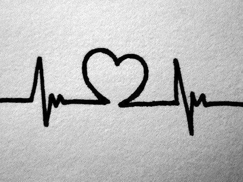 les battements du coeur