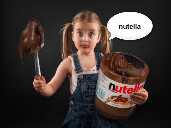 TU AIME LE NUTELLA PARCE QUE MOI J'ADORS LE NUTELLA ! SI TOI AUSSI TU AIME LE NUTELLA REMIXE !