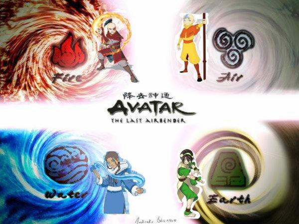 Avatar Le Dernier Maitre De L Air Blog Des Mangas Dessin