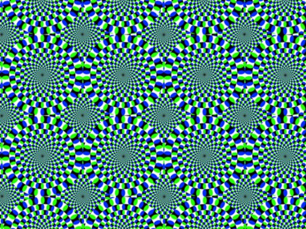 ILLUSIONS D'OPTIQUE STUPÉFIANTES