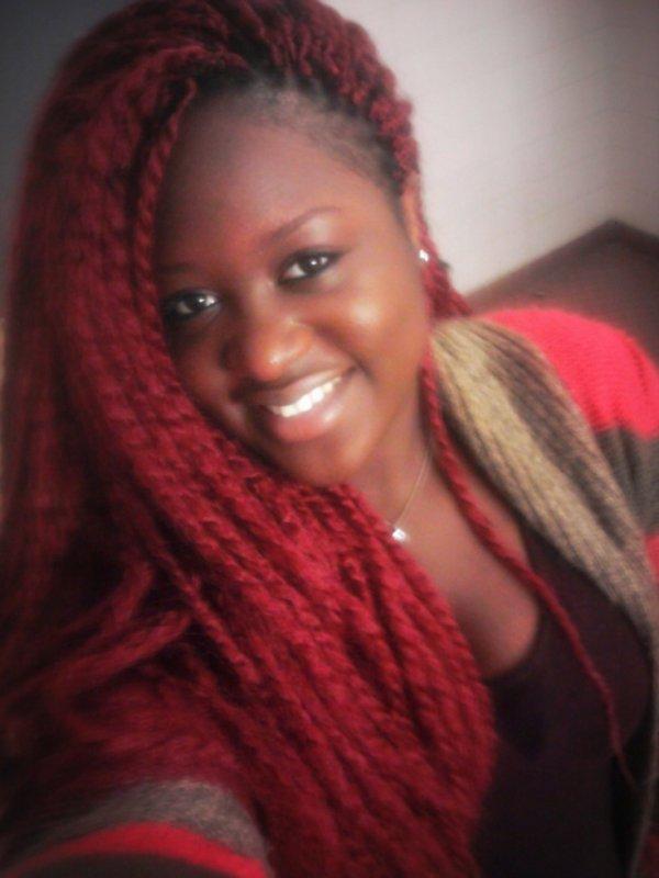 Adieu le Noir et Bonjour le Rouge !!!!