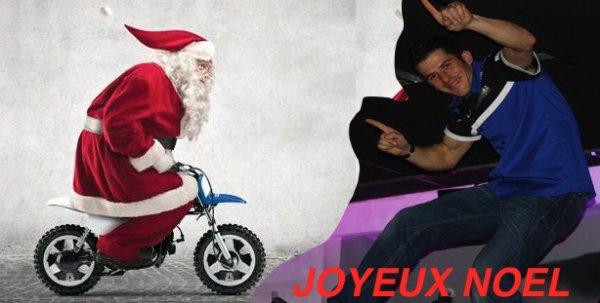 JOYEUX NOEL À TOUS...