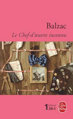 Le chef d'oeuvre inconnu - Balzac